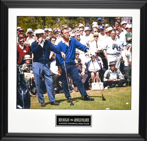 Ben Hogan and Arnold Palmer Masters