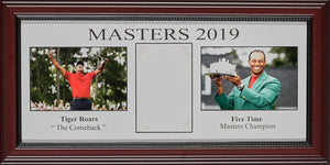 Tiger Woods 2019 Masters Ticket Holder