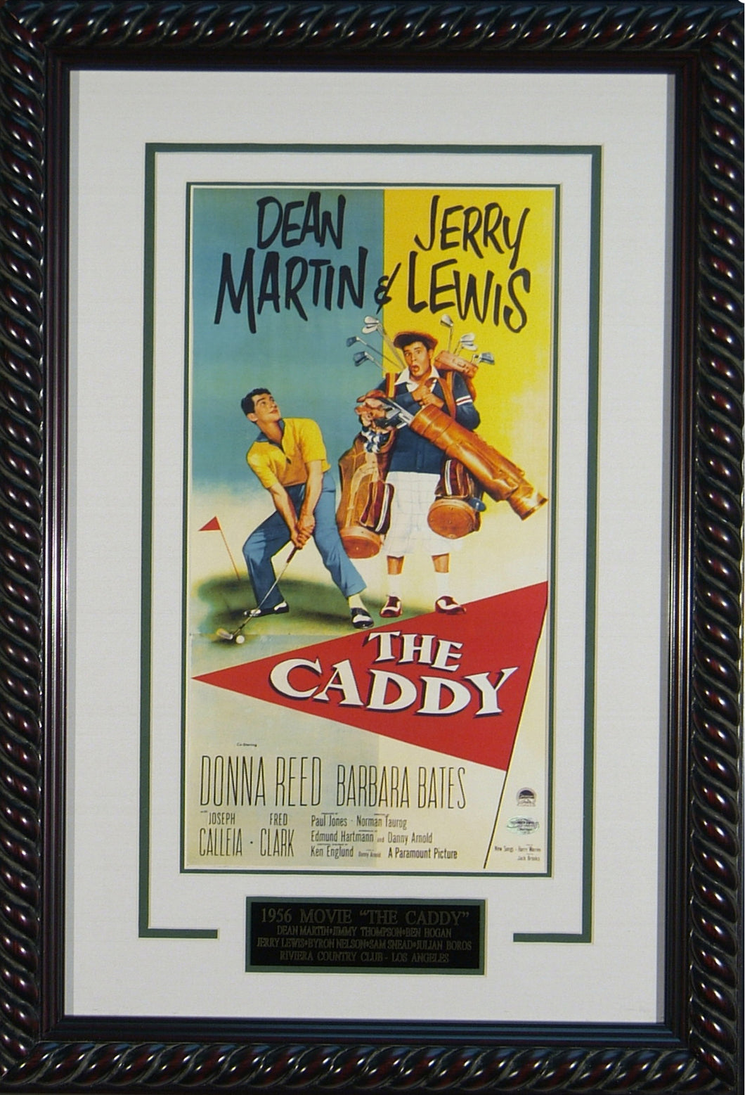 The Caddy Mini Movie Poster