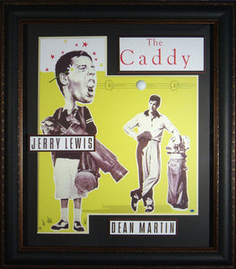 The Caddy Large Poster Display