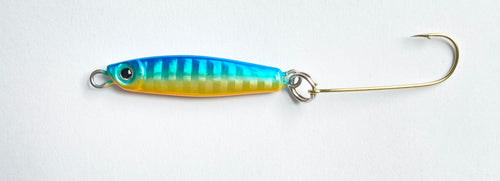Snagless Crappie Bomb® Pro Series- GILL FRY - NEW COLOR - Jelifish USA