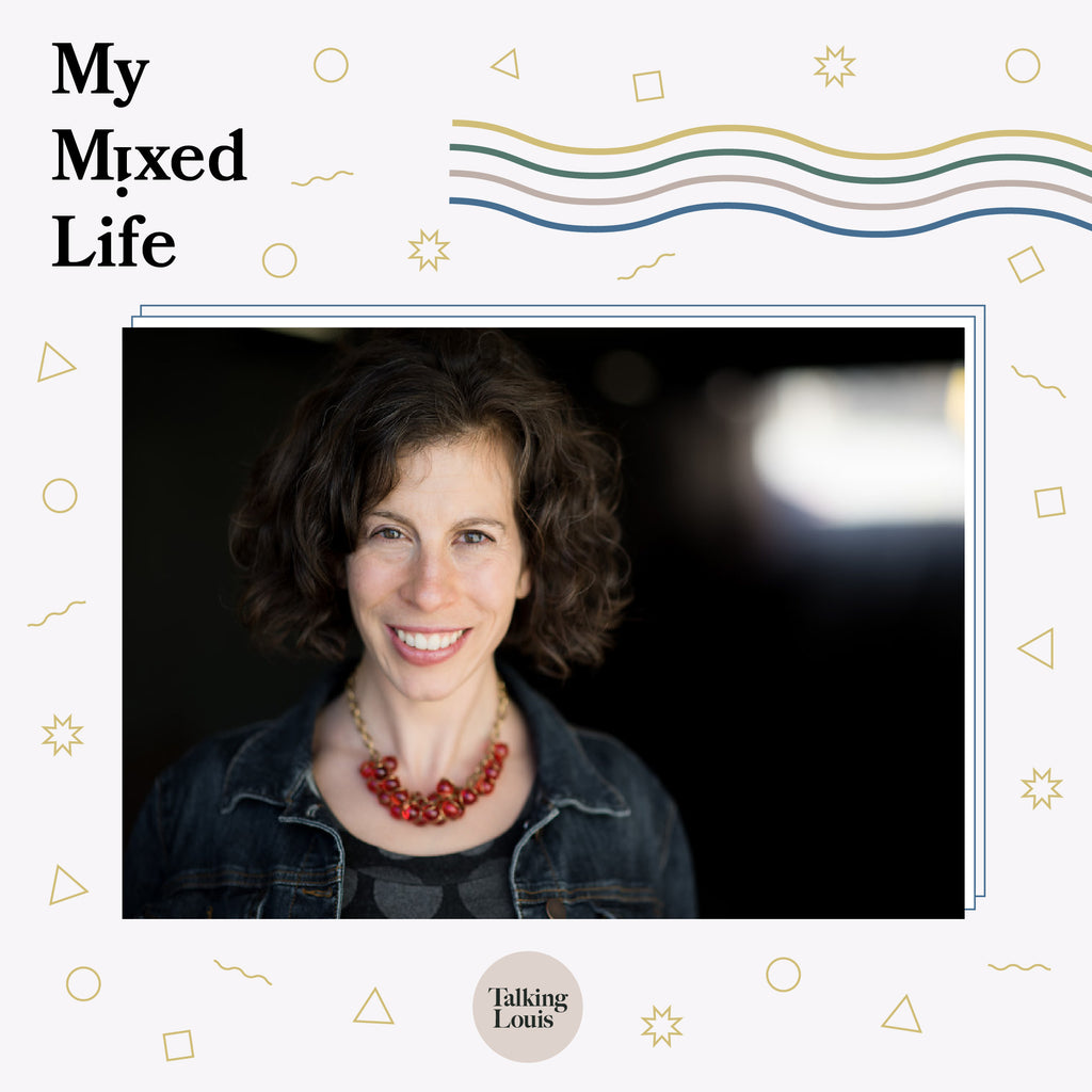My Mixed Life: Pam Moore, Freelance Women's Health and Fitness Writer and Speaker