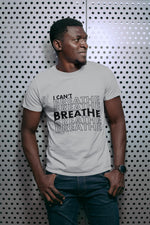 I can't breathe shirts