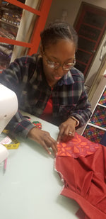 Monthly One on One Sewing Lessons