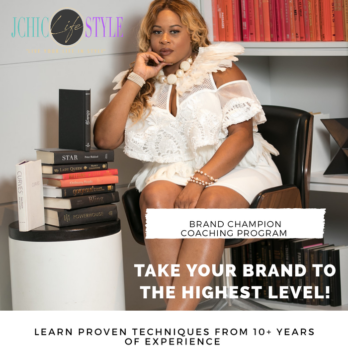 VIP Brand Champion Done for You Brand Development
