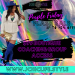 Boutique Coaching Group Access
