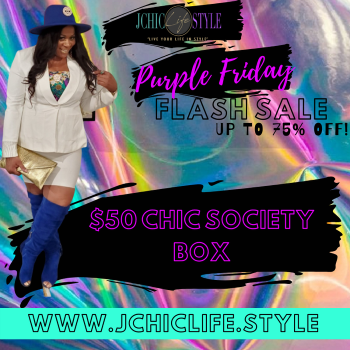 Chic Society Box