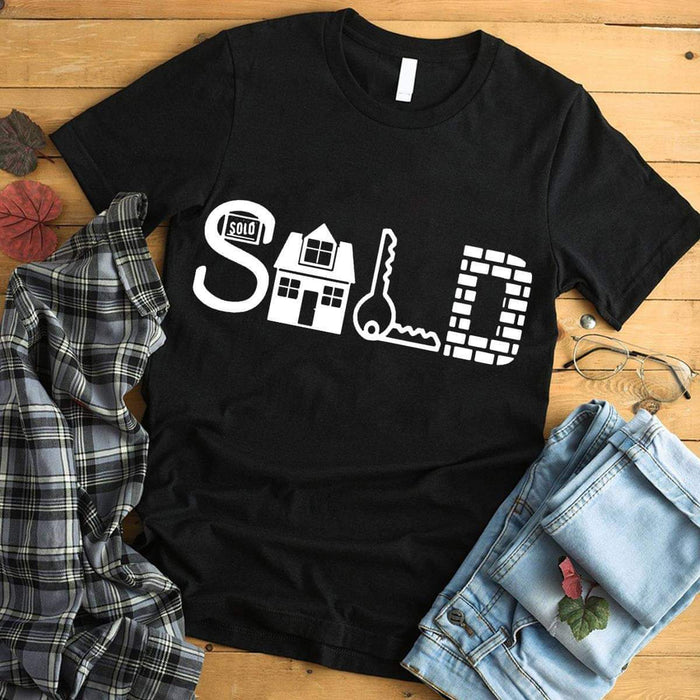 Real Estate Sold Tshirt