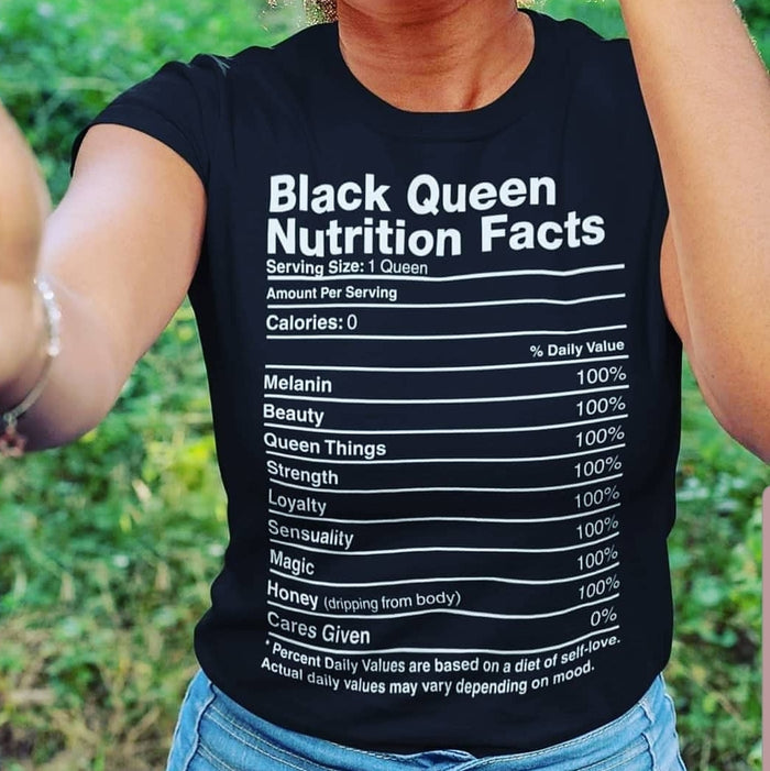 Black Queen Nutrition Facts