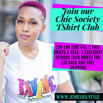 Chic Society Tshirt Club