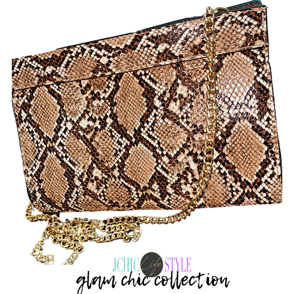 Glam Chic Collection Clutch