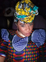 Royal Chic Head Wrap