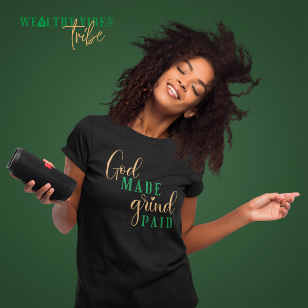 Black Friday Wealthy Vibes Tshirt Collection