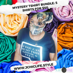 Black Friday 5 Shirt Bundle