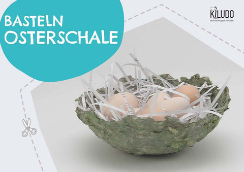 Upcycling Osterschale
