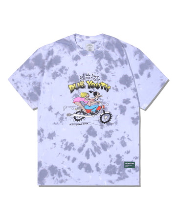 PMP X DUBYOUTH TEE TIEDYE