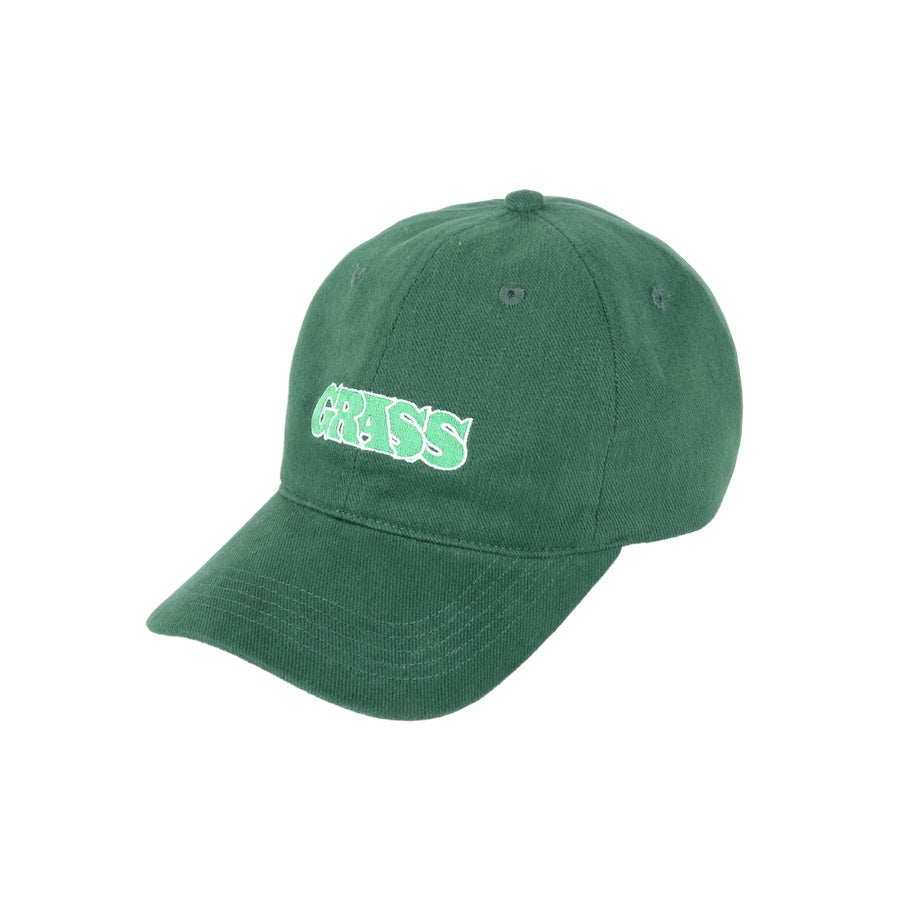 GRASS DAD CAP GREEN F/W 19