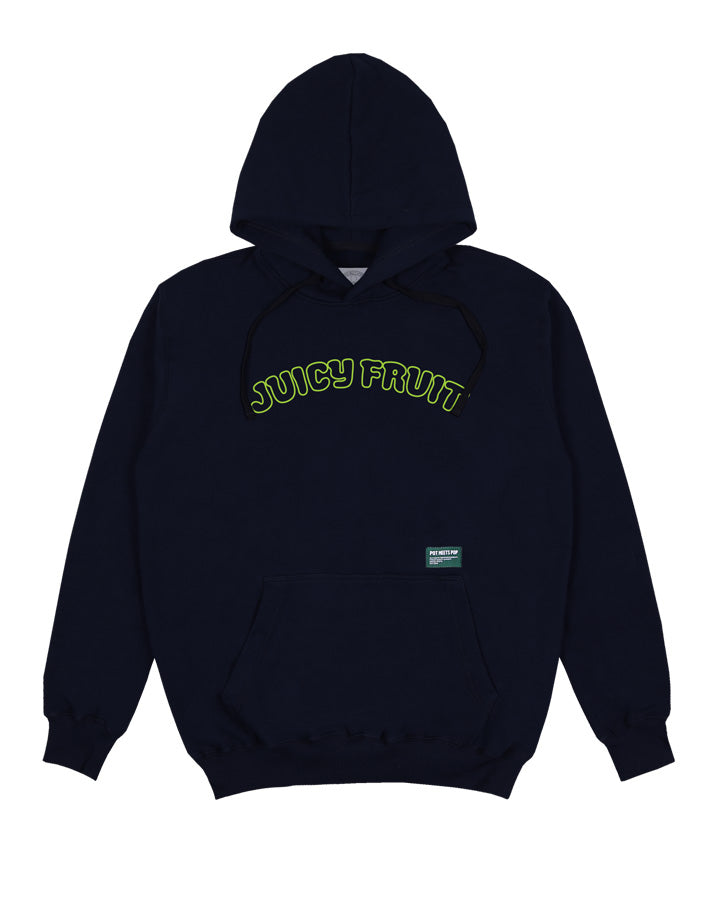JUICY FRUIT HOODIE NAVY F/W 19