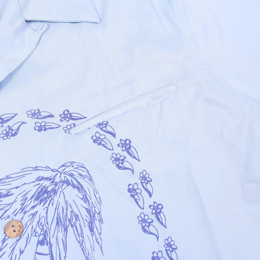 PALM BOWLING SHIRT S/S 20
