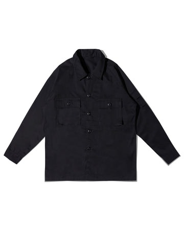 OGRE BERRY OVERSHIRT BLACK F/W 20