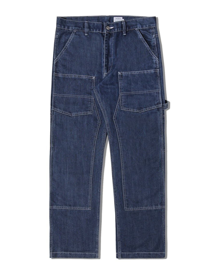 CACHO CARPENTER PANT WASHED INDIGO F/W 19