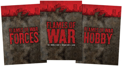 Flames of War: Books