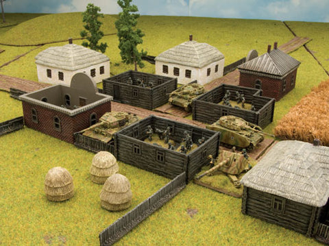 Flames of War Terrain