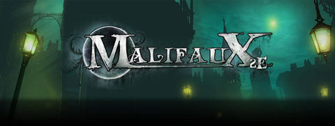 Malifaux: Books, Cards Etc