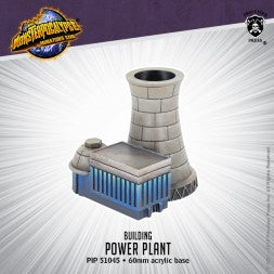 Monsterpocalypse: Power Plant Building (51045)