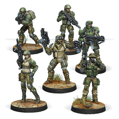 Infinity: Ariadna USAriadna Ranger Force (Ariadna Sectorial Starter Pack)