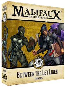 Malifaux: Outcast Between the Ley Lines (23505)
