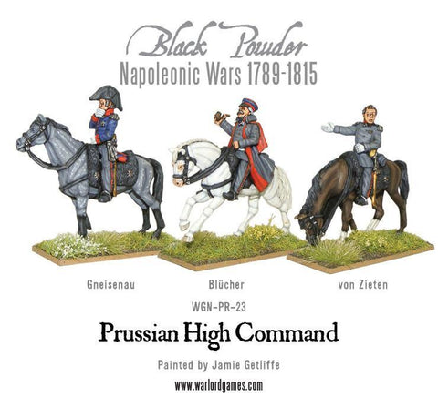 Black Powder: Prussian High Command