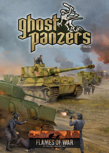 Flames of War: Mid War: German: Ghost Panzers Book (FW251)