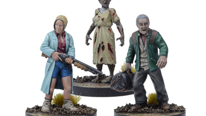 Walking Dead All Out War: Alice Booster
