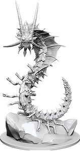 Nolzur's Marvelous Unpainted Miniatures: Adult Remorhaz (73393)