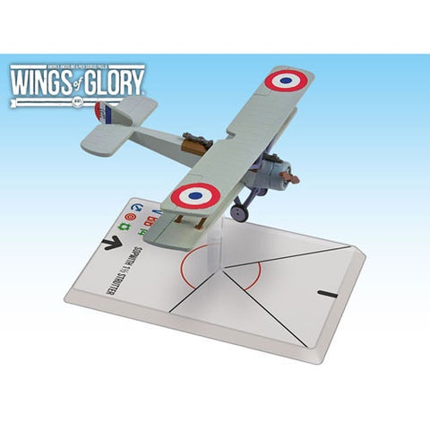 Wings of Glory: Sopwith 1 1/2 Strutter (Costes/Astor)