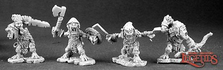 Reaper Dark Heaven Legends: Goblin Warriors (03189)