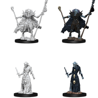 Pathfinder Deep Cuts Unpainted Miniatures: Ghouls (73547)