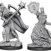 Pathfinder Deep Cuts Unpainted Miniatures: Liches (73415)