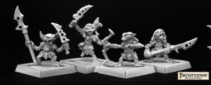 Reaper Pathfinder: Goblin Warriors (60006)