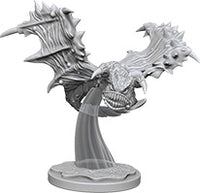 Pathfinder Deep Cuts Unpainted Miniatures: Flying Ray (73417)