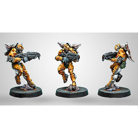 Infinity: Yu Jing Tiger Soldier (Spitfire)