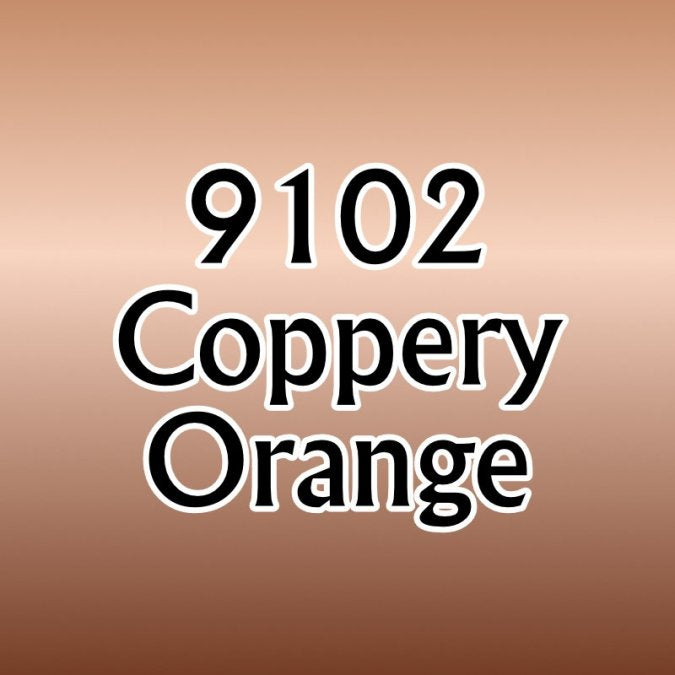 Reaper Paint: Coppery Orange (09102)