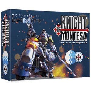 Infinity: PanOceania Knight of Montesa Pre-Order Exclusive Pack