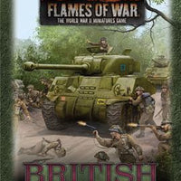 Flames of War: British Gaming Set (TD037)