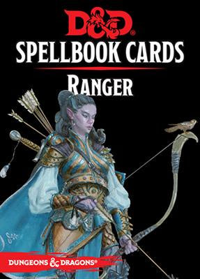 Dungeons & Dragons: Ranger Spellbook Cards (73920)