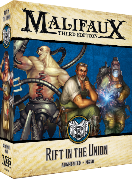 Malifaux: Arcanist Rift in the Union (23313)