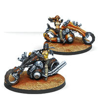 Infinity: Haqqislam The Nazarova Twins, Kum Enforcers (2)