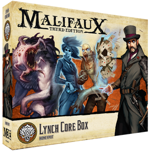 Malifaux: Ten Thunders Jakob Lynch Core Box (23707)