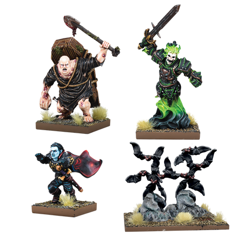 Kings of War Vanguard: Undead Warband Booster